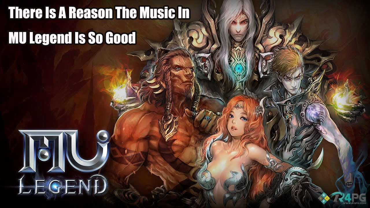 There Is A Reason The Music In MU Legend Is So Good