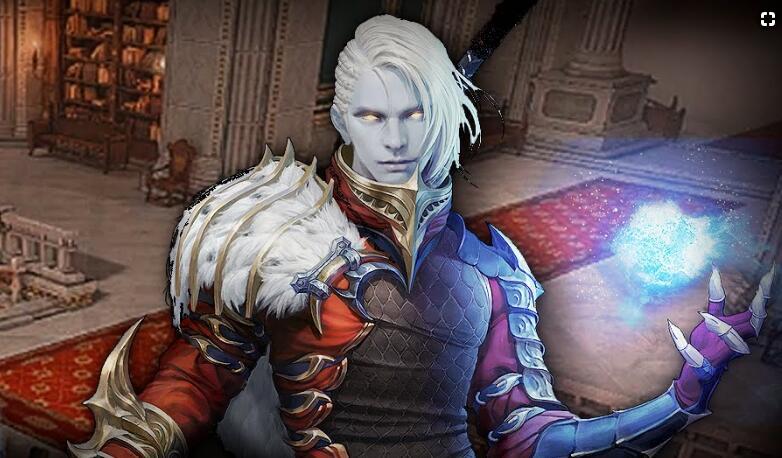 Mu Legend War Mage skill set and use