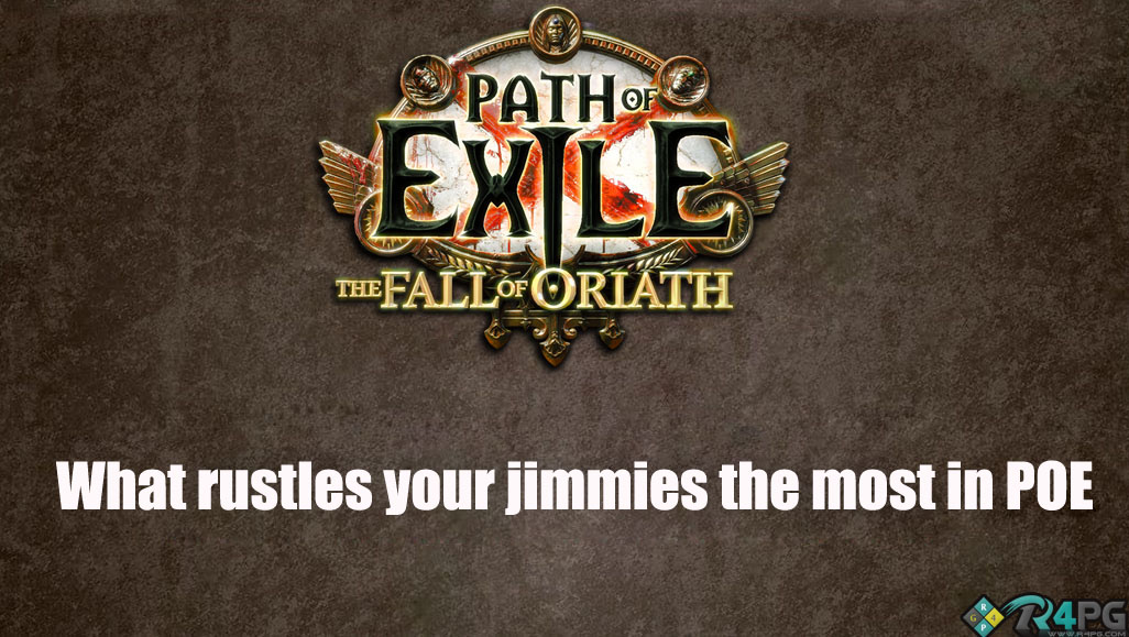 What Grinds Your Gears About Path Of Exile 3.0