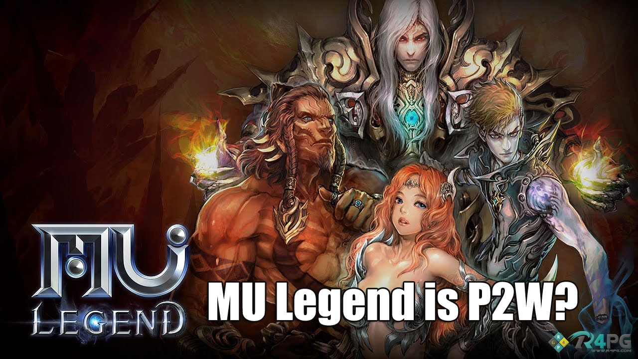 Will MU Legend Be Pay To Win?