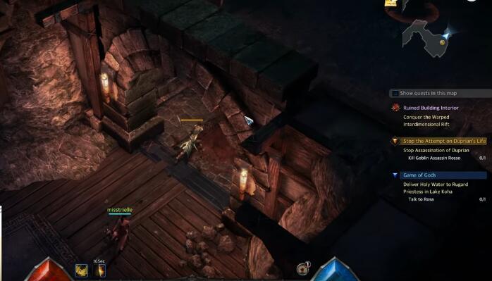 Share My MU Legend dungeon skill set