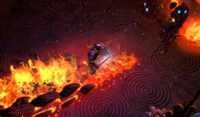 Free game Path of Exile has received a major update