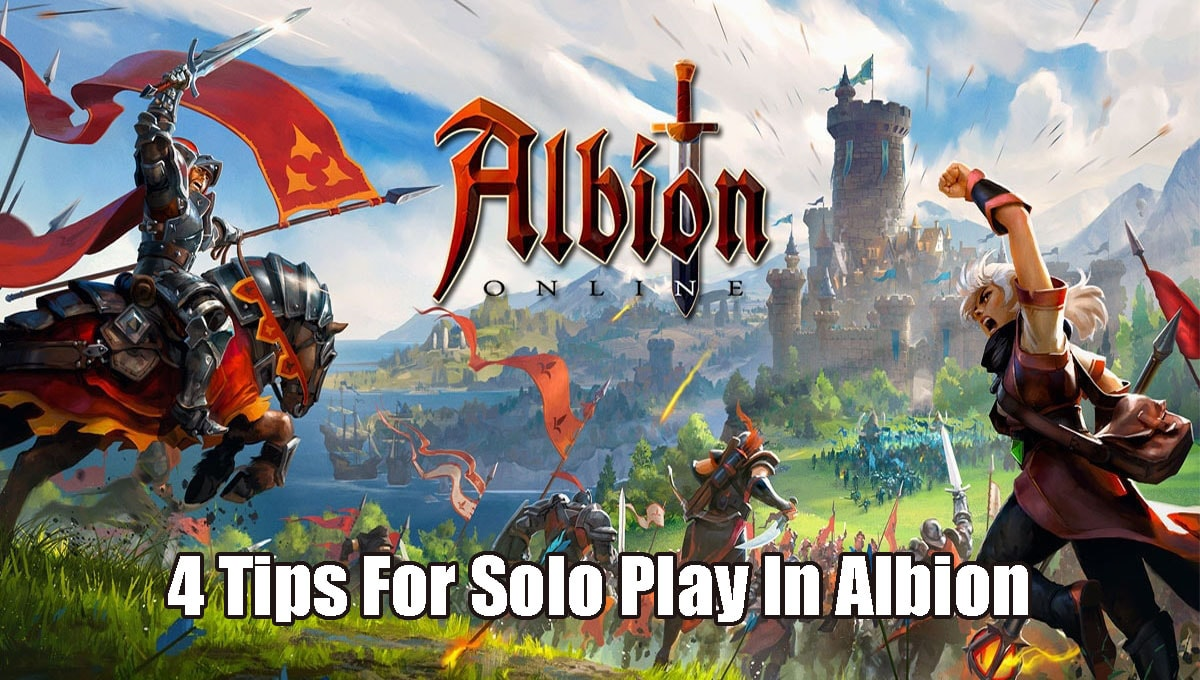 A Few Tips For Solo Play In Albion Online - albionmall com