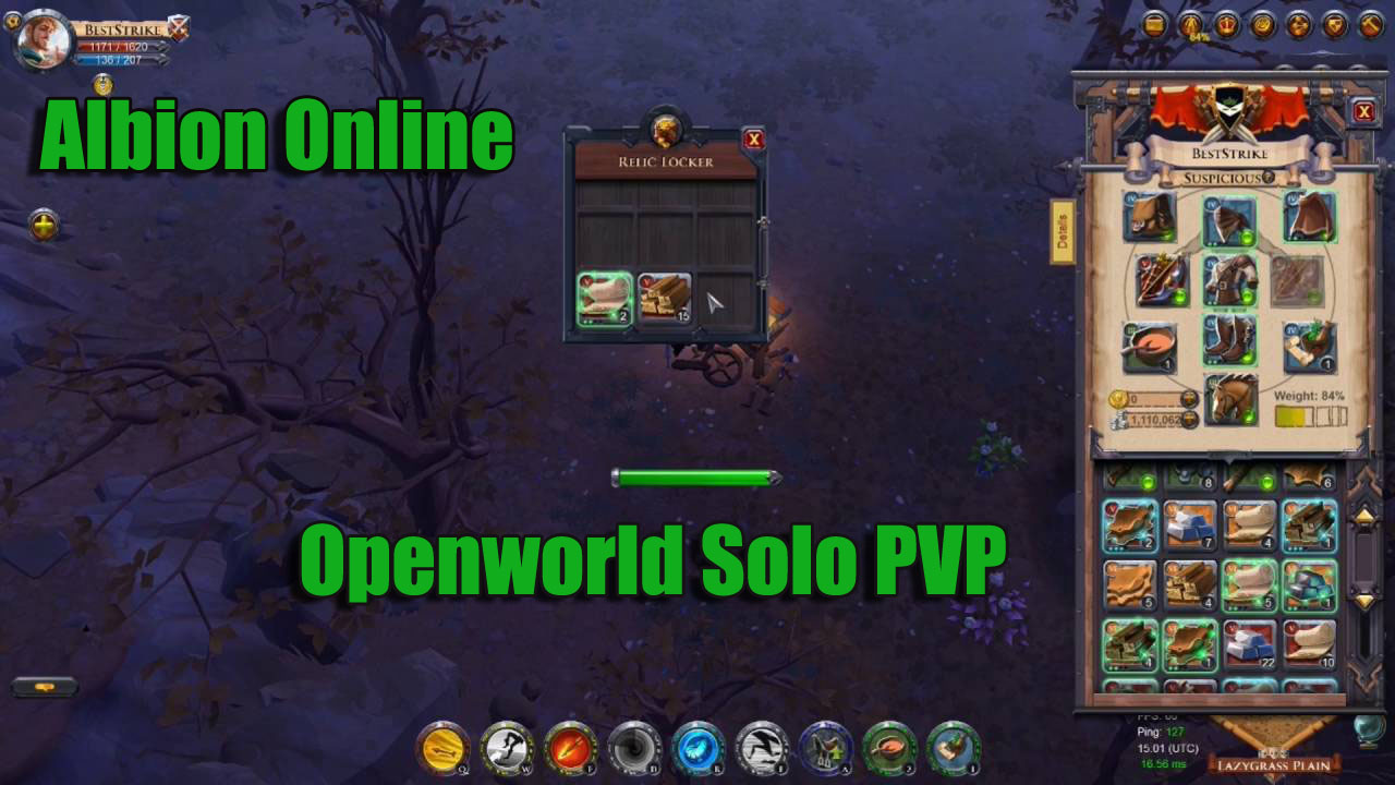 Can You Play Solo PVP In Albion Online?