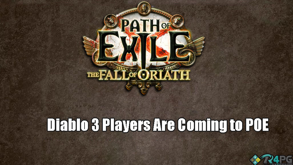 Diablo 3 Streamers Turning To Path Of Exile