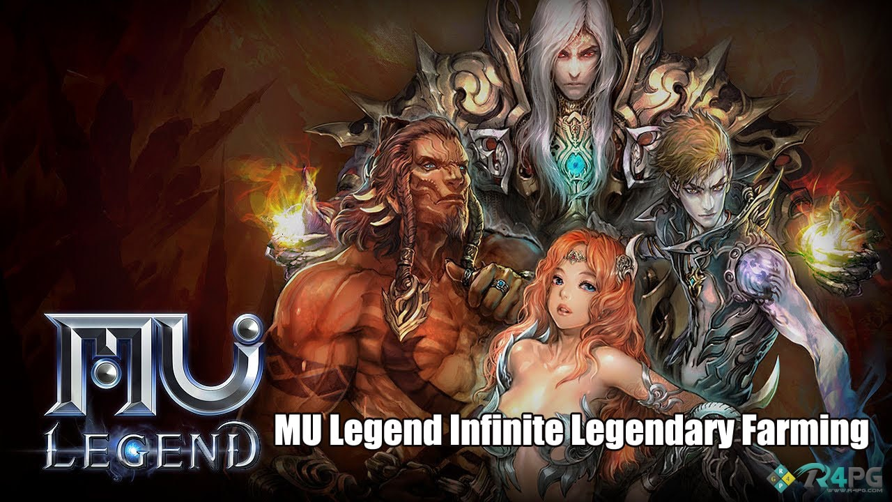 MU Legend Glacier Waterfall Cave Dungeon Farming Guide