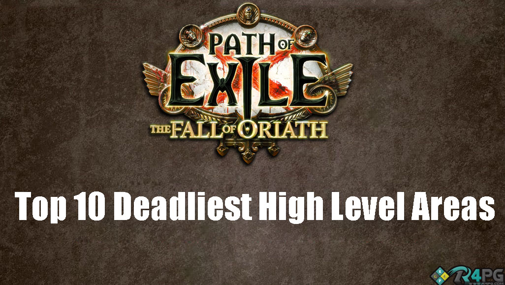 Top 10 Deadliest High Level Areas In Path Of Exile!