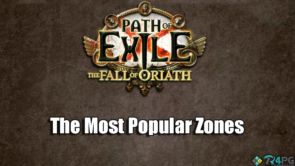 Top 10 Most Popular Zones In Path Of Exile!