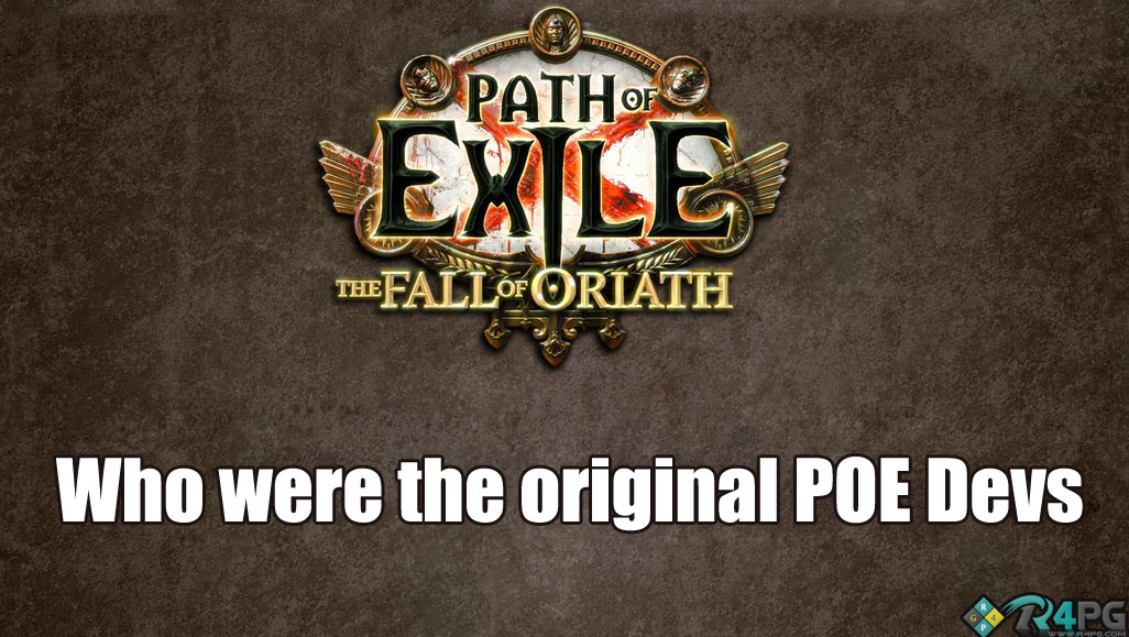 Why We Love The Team Behind Path Of Exile