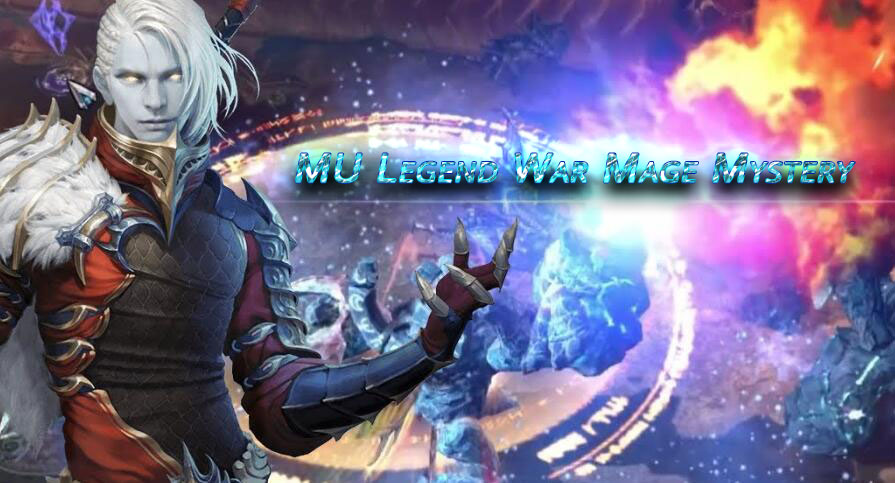 MU Legend War Mage Recommended Skill Tree and Boss pattern