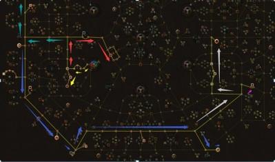 poe3.0 | Marauder build - Whirlwind Fire Axry Oriya continent's Vulcan