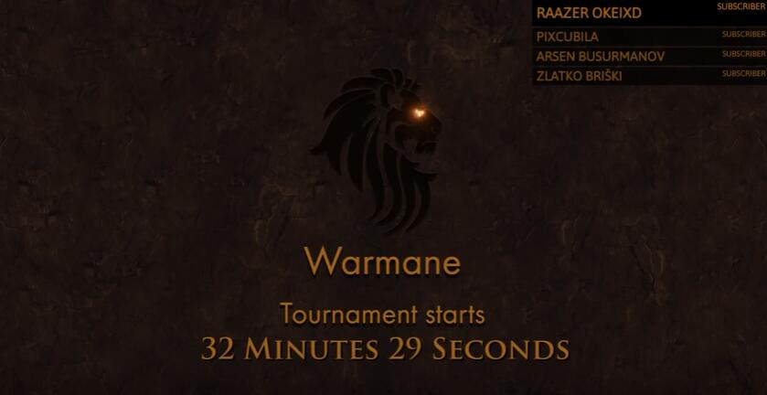 Warmane pve speed-run tournament