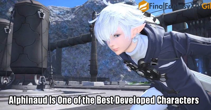 Alphinaud Is One of the Best Developed Characters in FFXIV