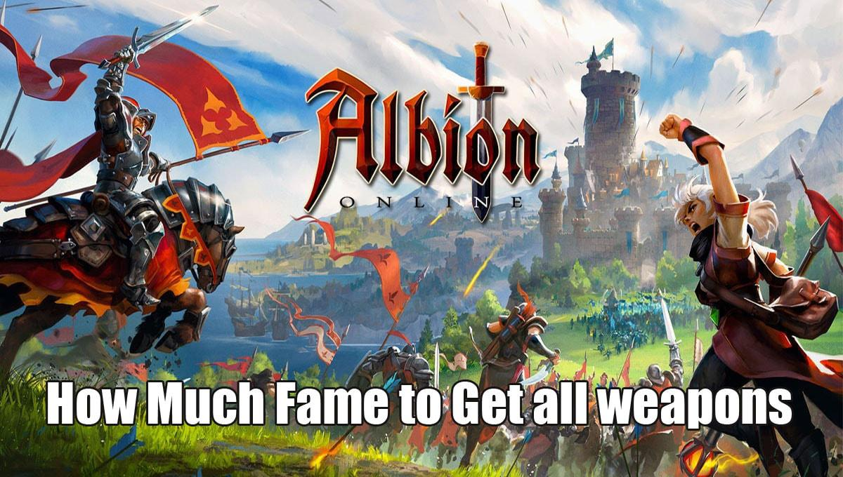 Are Black Zone Runs The Best Way To Get Fame In Albion Online?