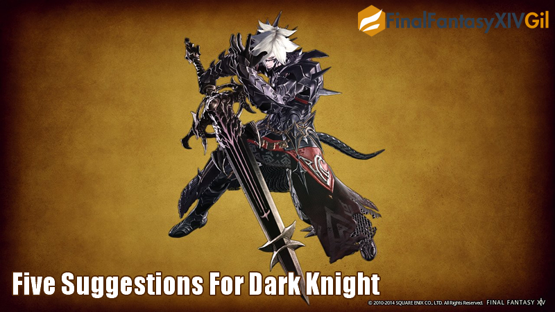Five Suggestions For Dark Knight