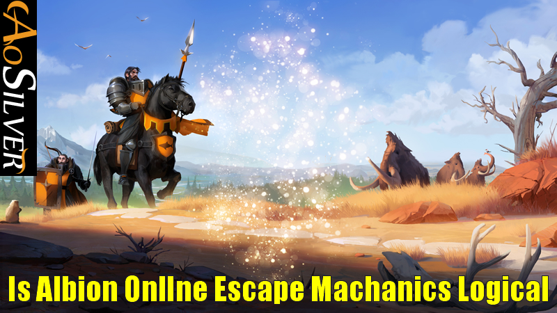 Is Albion OnlIne Escape Machanics Logical?