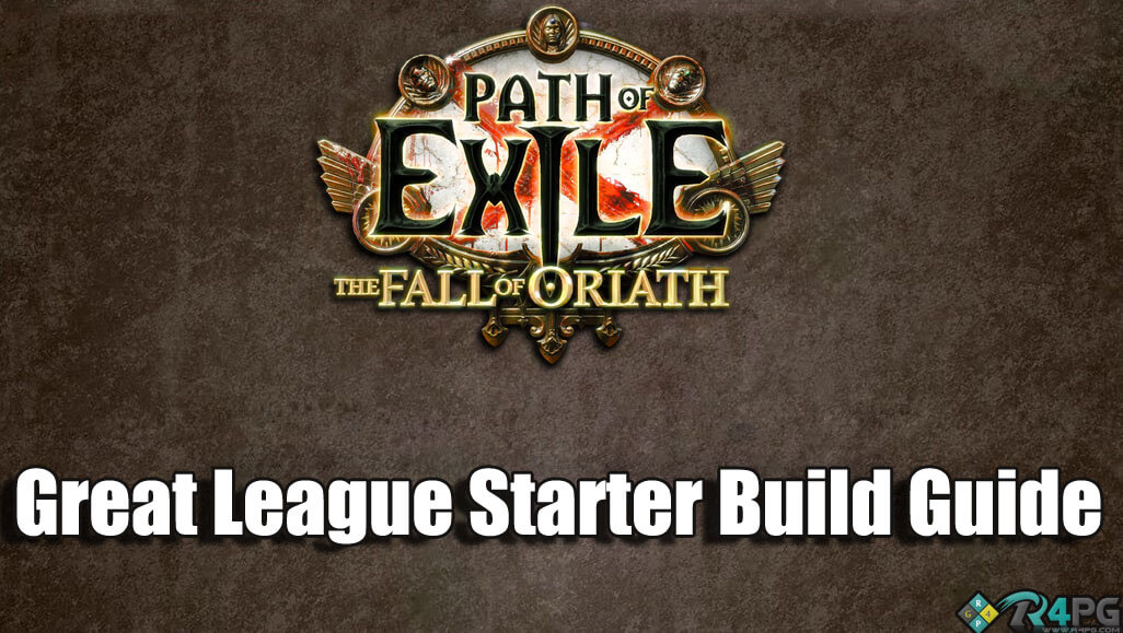 Path Of Exile 3.0 Blade Fury Blade Gladiator: League Starter Build Guide