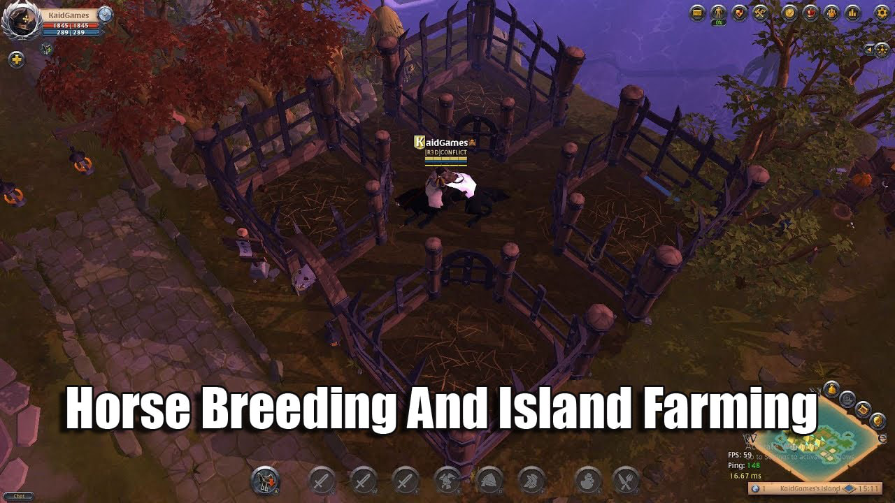 Simple Farming And Breeding Guide In Albion Online