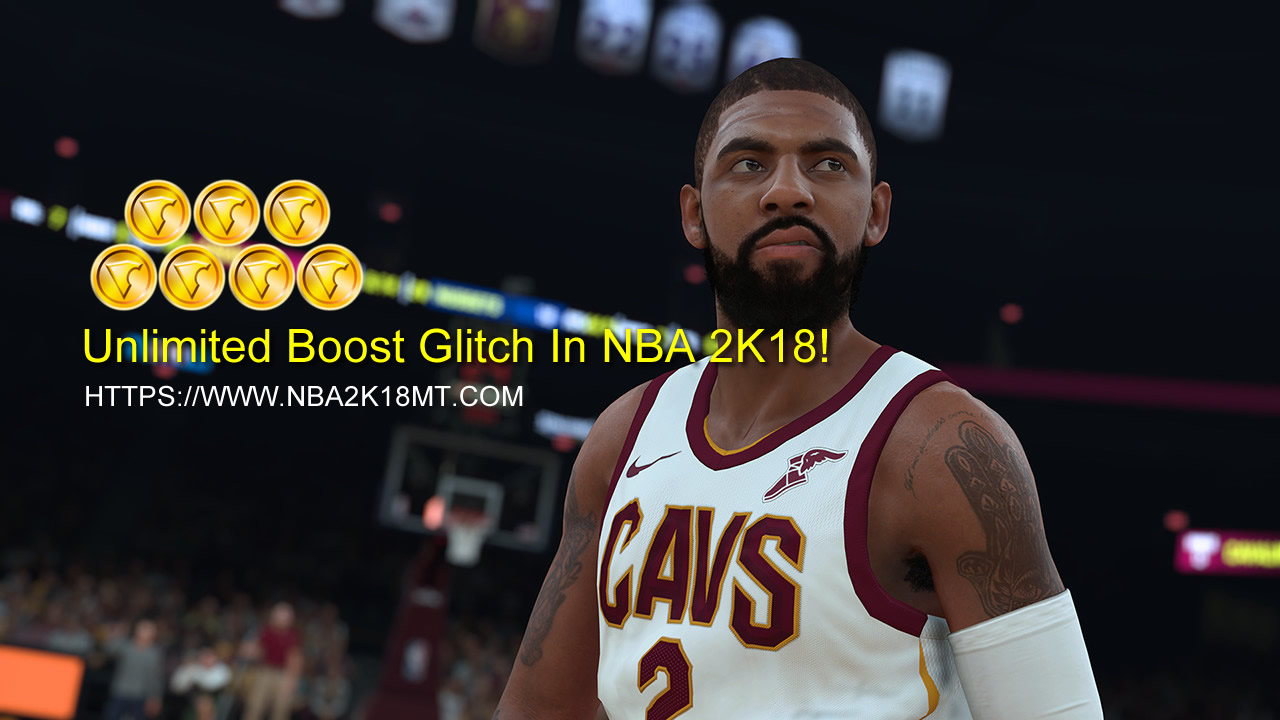 Unlimited Boost Glitch In NBA 2K18!