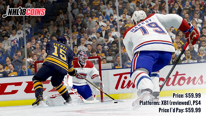 NHL 18: Allow you to from the hockey towards the skilled master