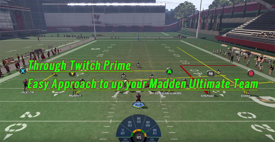 Through Twitch Prime Would be the Easy Approach to up the amount of your Madden Ultimate Team