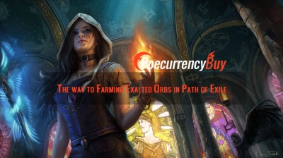 The way to Farming Exalted Orbs in Path of Exile