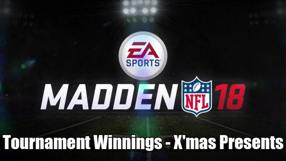What Were The Most Popular Prizes From Madden Mobile Thanksgiving Tournament?