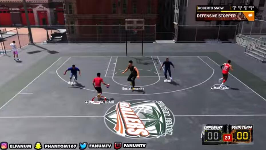 NBA 2K18 Offensive Controls guide for Shooting and Dribbling Offense
