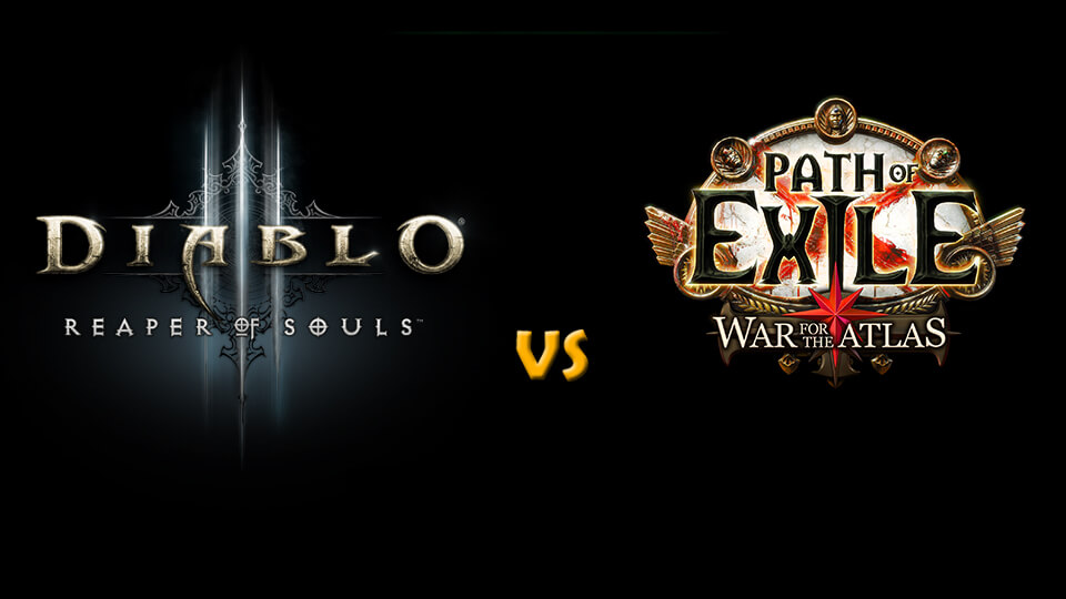 Diablo 3 vs Path of Exile 3.1