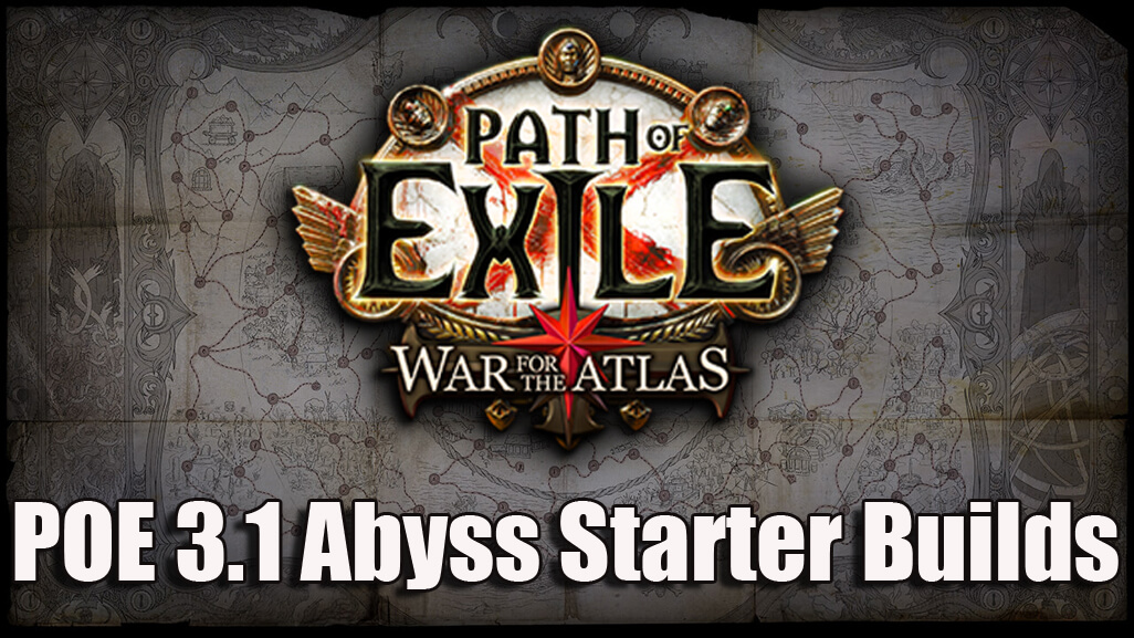 How To Pick The Best Build For Path Of Exile 3.1?