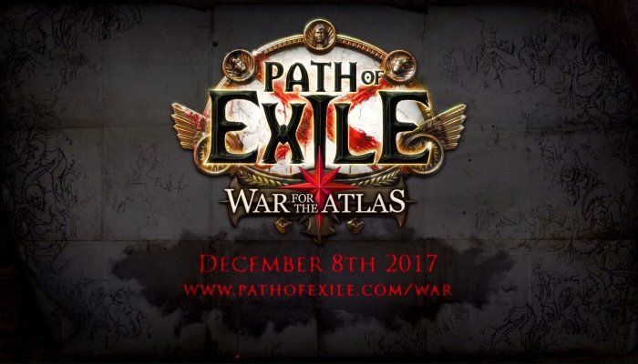 The War for the Atlas Complete manifesto in path of exile 3.1