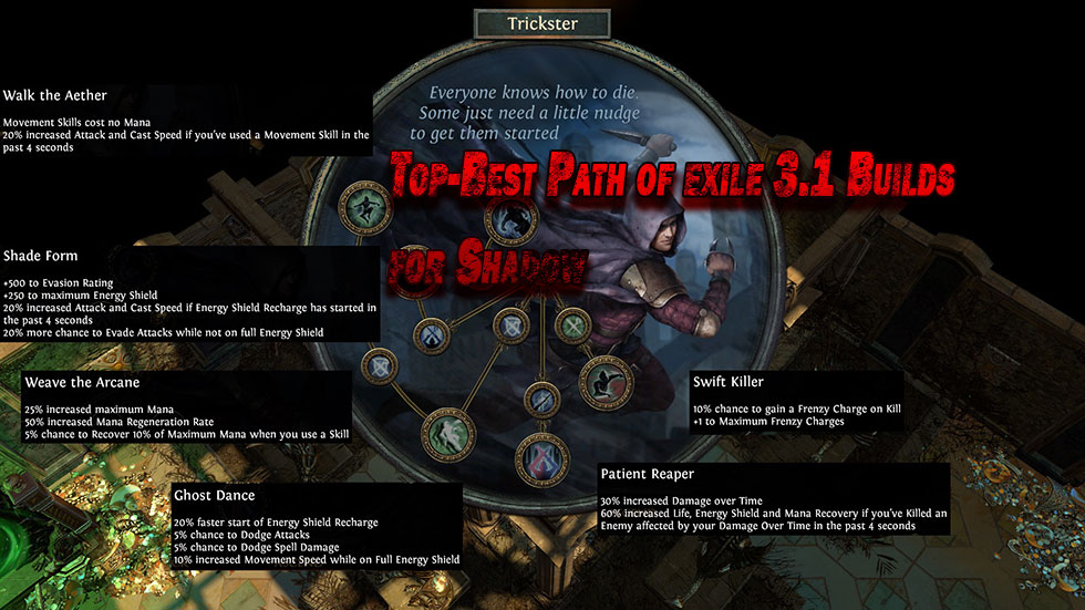 Best Budget Builds Poe