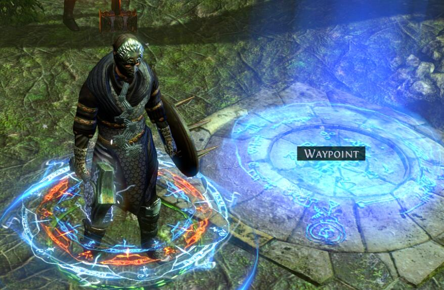 Questions for Path of exile visual effects artists