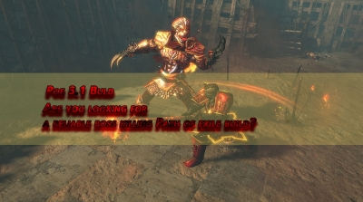 Are you looking for a reliable boss killing Path of exile build?
