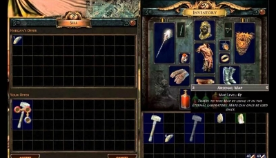Path of exile Cartographer's Chisel Farming guides