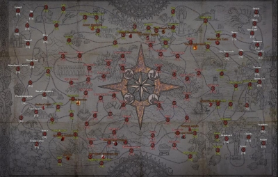 The Atlas of Worlds Going In-Depth to End Path of exile Mapping