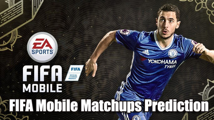 FIFA Mobile 18: Matchups Prediction - Week 8
