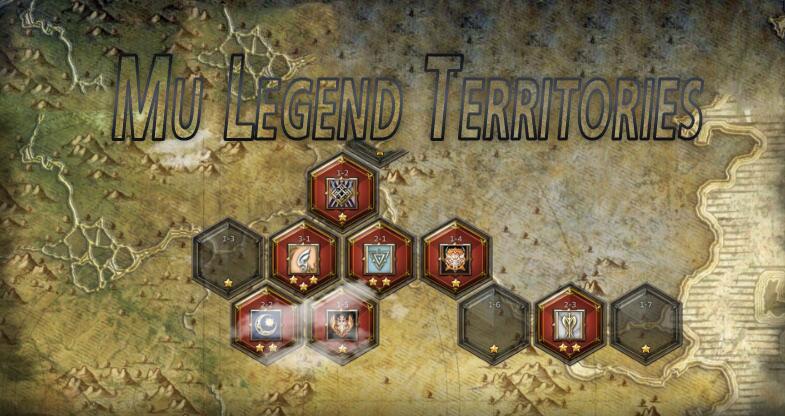Mu Legend Territories Guide for Faction War