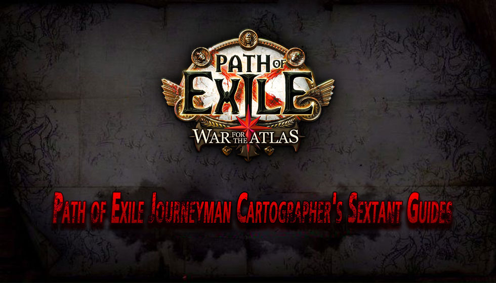 Path of Exile Journeyman Cartographer