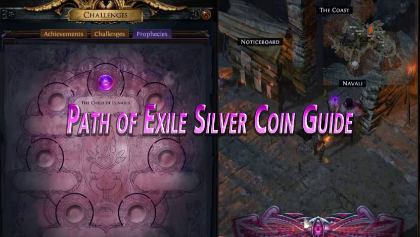 Path of Exile Silver Coin Guide