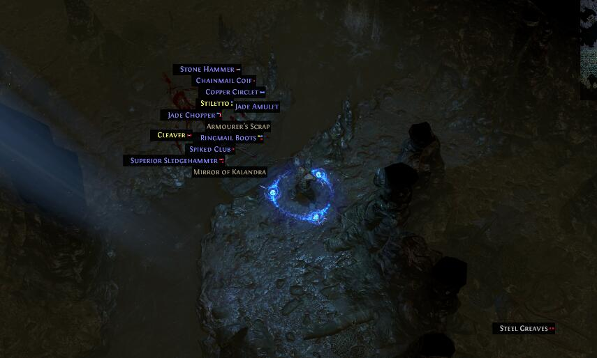 Path of Exile Mirror of Kalandra Guides