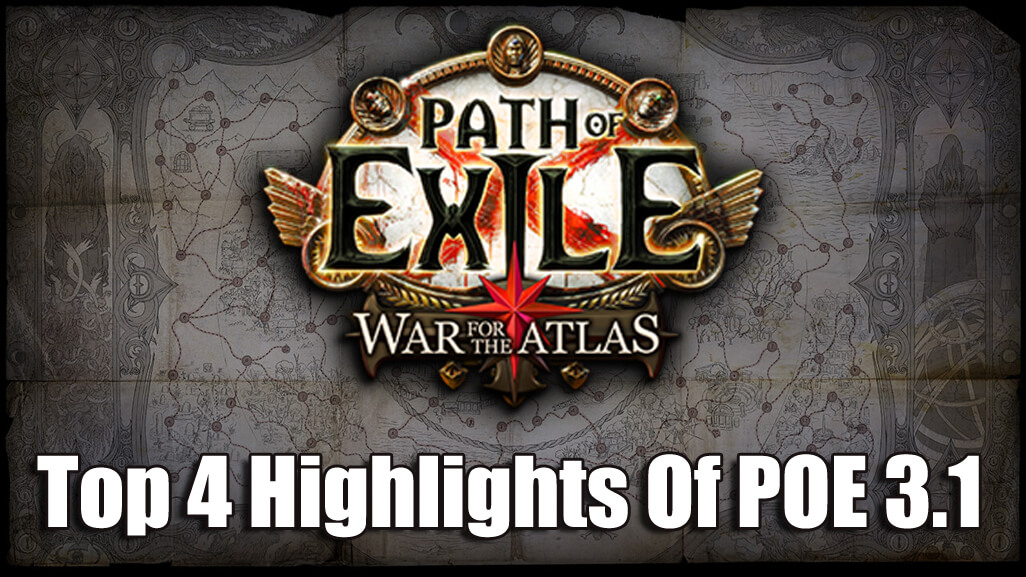 Top 4 Highlights Of Path Of Exile War For The Atlas - DAY 33
