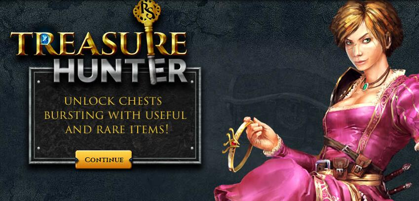 Five New Cosmetic Tokens Will Be Added To Runescape Treasure Hunter
