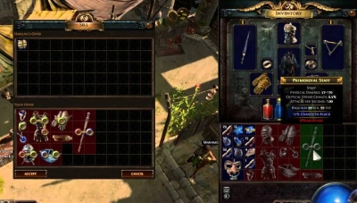 Path of Exile Chaos Orbs Recipe