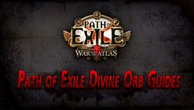 Path of Exile Divine Orb Guides for Beginner