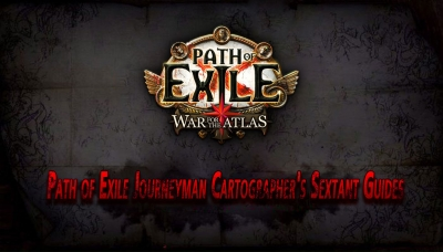 Path of Exile Journeyman Cartographer's Sextant Guides