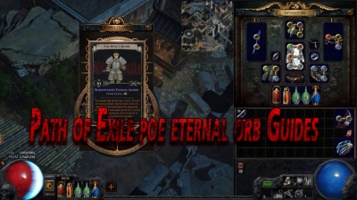 Path of Exile poe eternal orb Guides