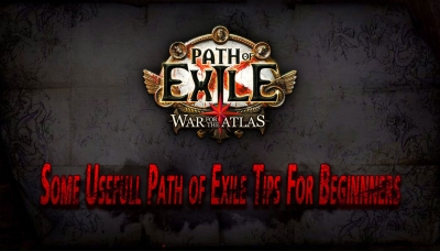 Some Useful Path of Exile Tips For Beginnners