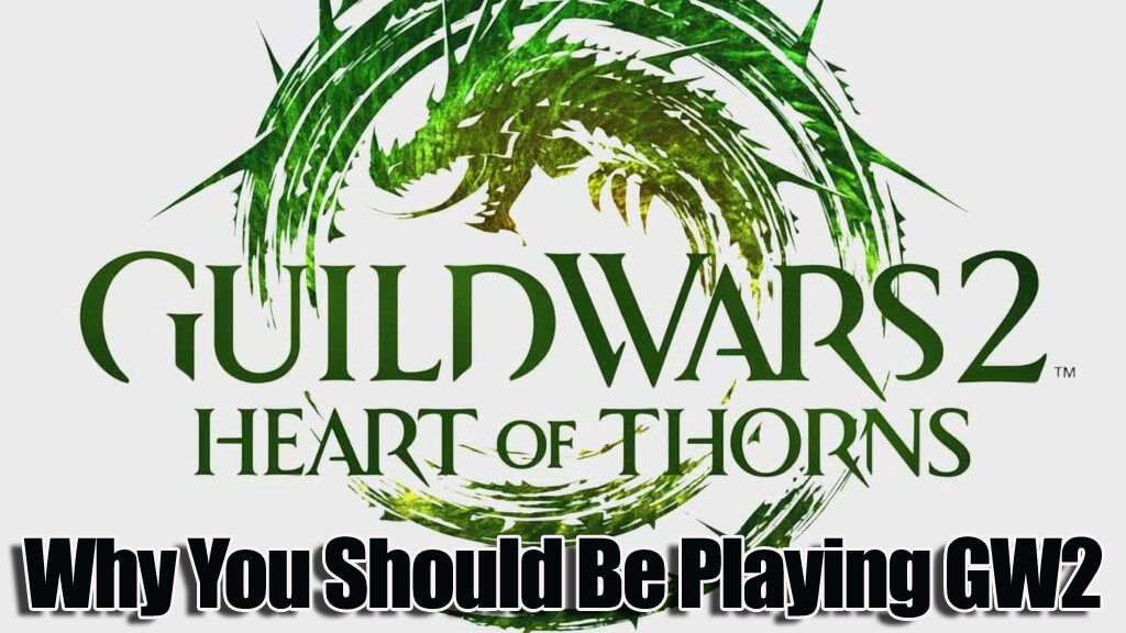 4 Reasons To Play Guild Wars 2