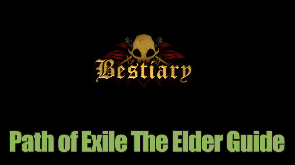 Path of Exile The Elder Guide